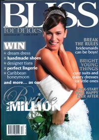 Bliss for Brides Dec/Jan 2005 Edition